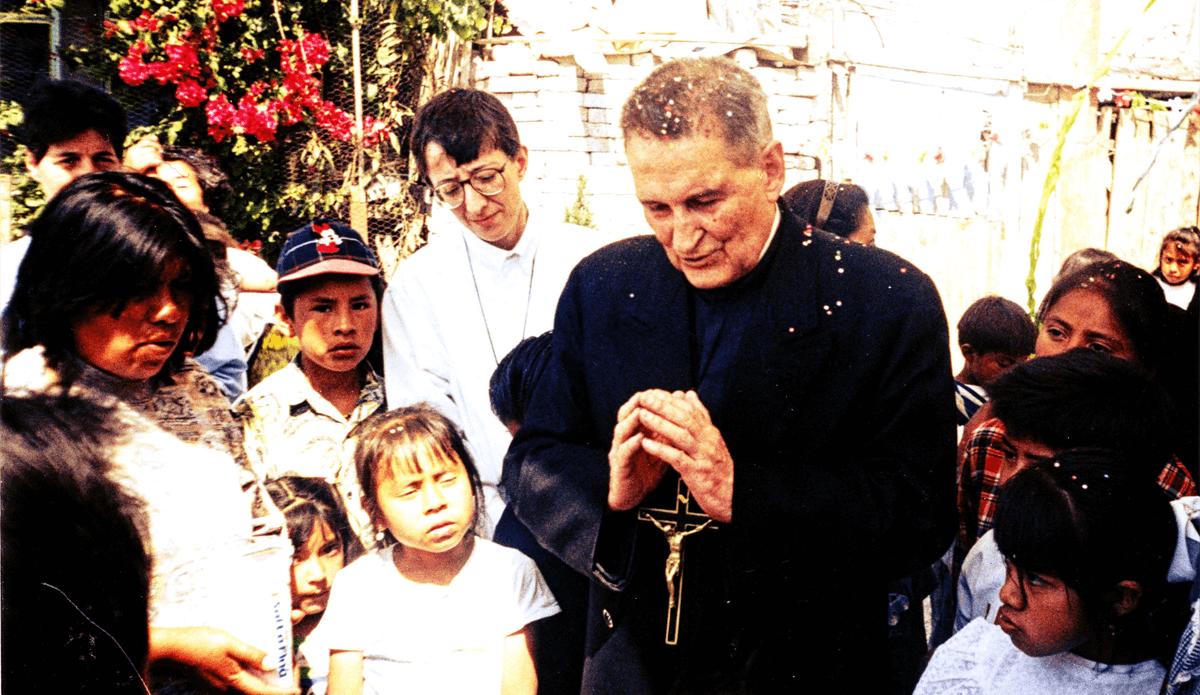 Unión Lumen Dei 5 consejos que vivió el P. Rodrigo Molina y que tú mismo puedes aplicar desde hoy para ser un santo misionero