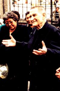 P. Rodrigo Molina en Arequipa